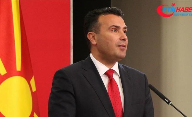 Kuzey Makedonya Başbakanı Zaev'den Yunanistan'a Türkiye ile iş birliği çağrısı