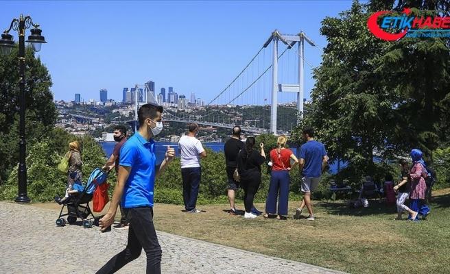 Marmara'da sıcaklıkların mevsim normallerinin 2 ila 4 derece üzerinde olması bekleniyor