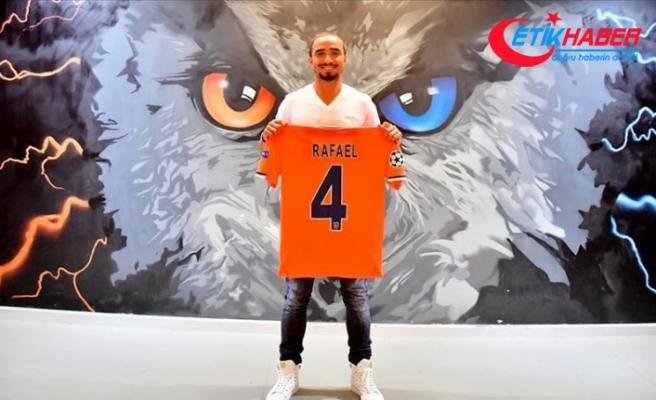 Medipol Başakşehir, Brezilyalı futbolcu Rafael'i kadrosuna kattı