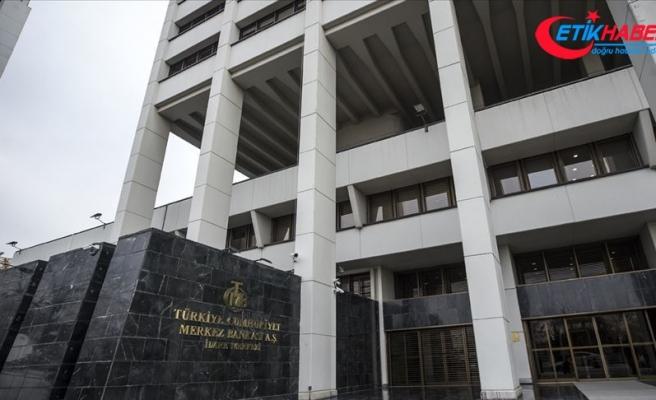 Merkez Bankası rezervleri 87 milyar 546 milyon dolar oldu