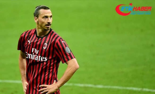 Milan'ın golcüsü İbrahimovic'in Kovid-19 testi pozitif çıktı