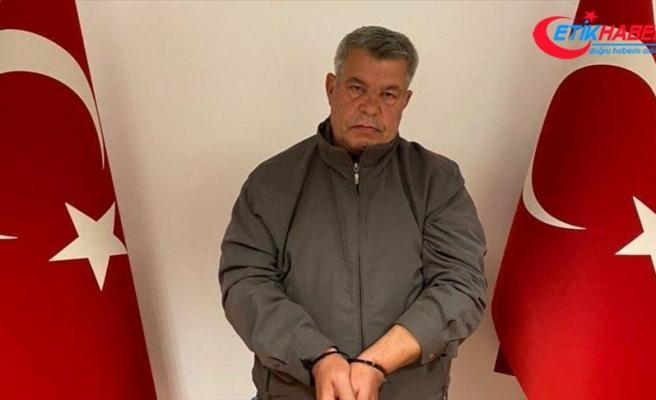 MİT'in Ukrayna'daki PKK operasyonunda Türkiye'ye getirilen İsa Özer adliyede