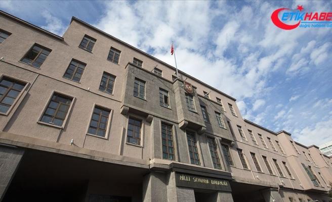 MSB: Suriye'nin kuzeyindeki saldırıda şehit olan Türk Kızılay personelinin kanı yerde kalmayacak