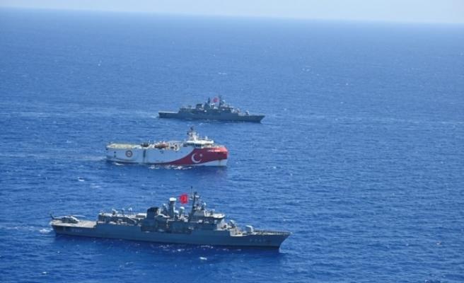 Türkiye'den yeni NAVTEX ilanı! Dikkat çeken 'Lozan' detayı