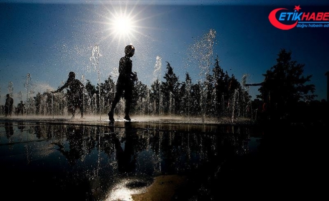 Orta Anadolu'da hava sıcaklıklarının mevsim normallerinin üzerine çıkması bekleniyor