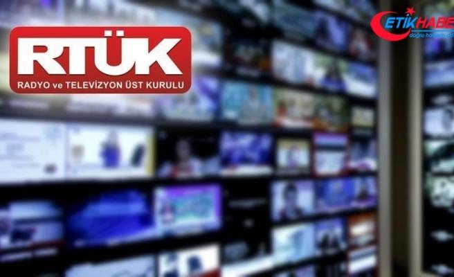 RTÜK'ten yayıncı kuruluşlara 'reyting' uyarısı