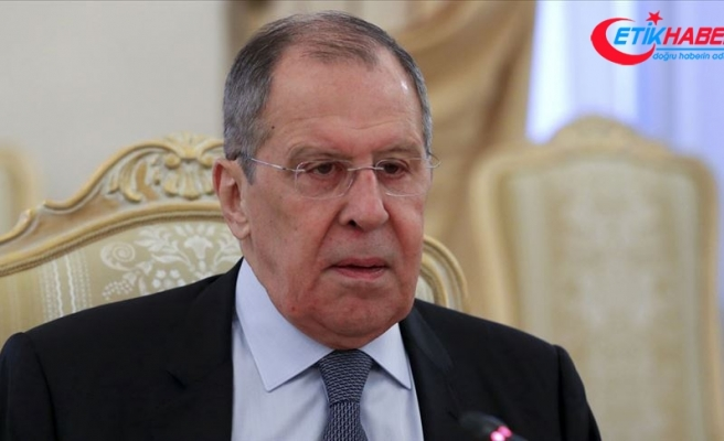 Rusya Dışişleri Bakanı Lavrov: İdlib'de hala çok iş var ama ilerlemelerin olduğunu görüyoruz