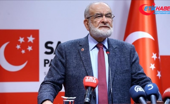 Saadet Partisi Genel Başkanı Karamollaoğlu: Hükümetin Akdeniz'deki kararlılığını destekliyoruz