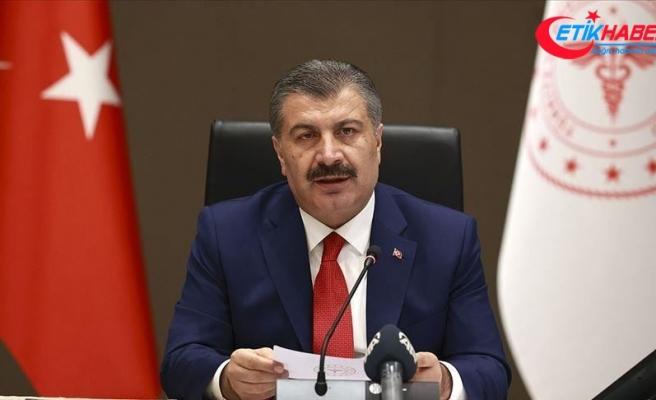 Sağlık Bakanı Koca: Sağlık çalışanlarına yapılan ek ödeme süresi 3 ay uzatıldı