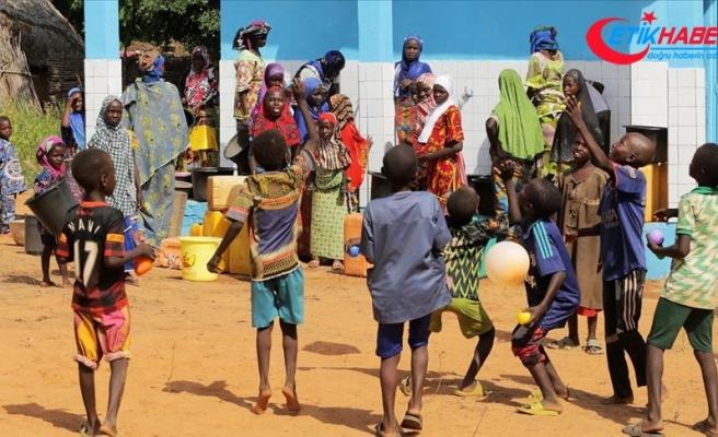 Sahra Altı Afrika'da 67 bin çocuk açlıktan ölme riskiyle karşı karşıya