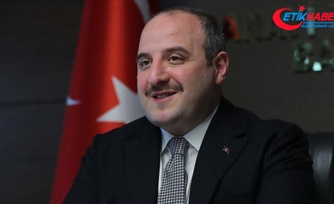 Sanayi ve Teknoloji Bakanı Varank: Destek, hibe ve teşvik bilgileri tek çatı altında toplandı