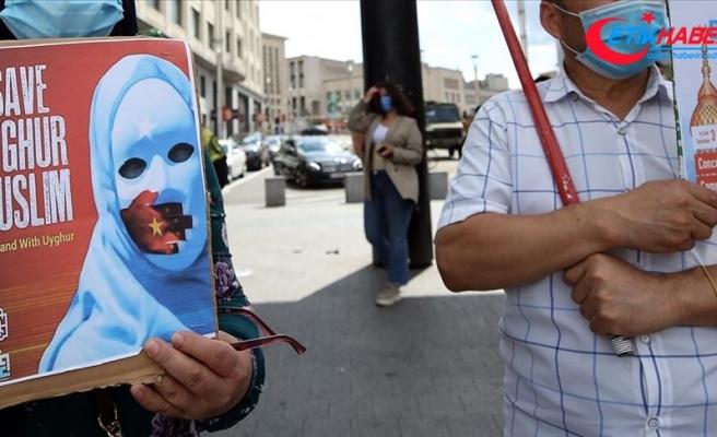 Sincan Uygur Özerk Bölgesi'nde 'Mulan' filmini çeken Disney'e tepki
