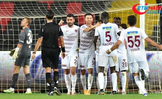 Son şampiyon Medipol Başakşehir sezona mağlup başladı