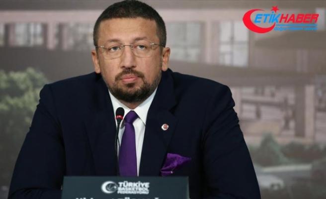TBF Başkanı Türkoğlu'ndan Denizli Basket'in başvurusunun reddedilmesiyle ilgili açıklama