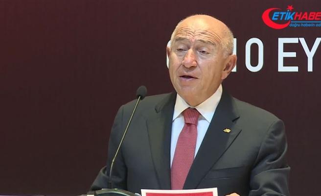 TFF Başkanı Özdemir: Bu sezon profesyonel liglerimizde 2 bin 548 maç oynanacak