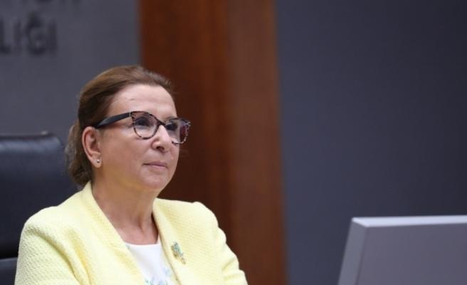 Bakan Pekcan'dan Türk müteahhitlerin Libya'daki projelerine ilişkin açıklama