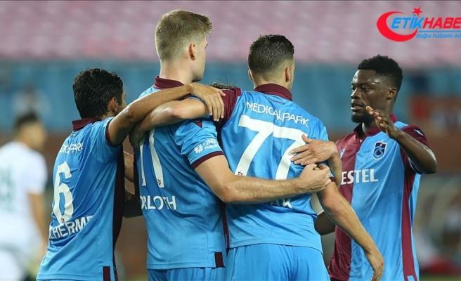 Trabzonspor, İstanbul takımlarına karşı başarısını sürdürmek istiyor