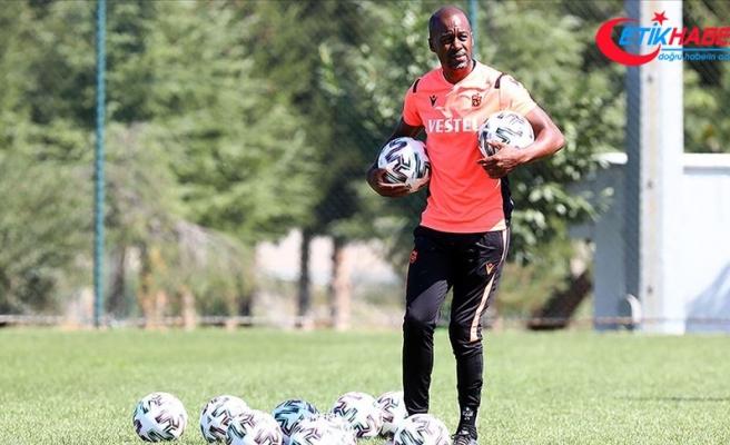 Trabzonspor'da teknik direktör Eddie Newton'ın görevine son verildi