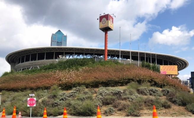 Türk Telekom Stadyumu'nda 12. Galatasaray - Fenerbahçe derbisi