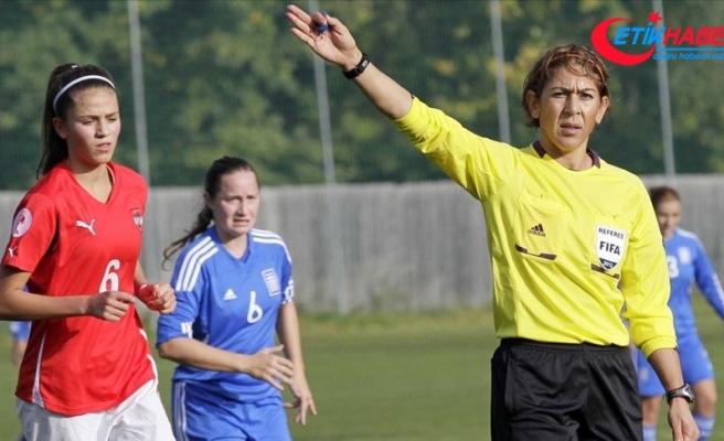 UEFA'dan Dilan Deniz Gökçek İşcan'a görev