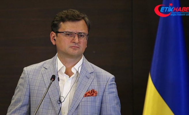 Ukrayna Dışişleri Bakanı Kuleba: Azerbaycan'ın toprak bütünlüğünü destekliyoruz