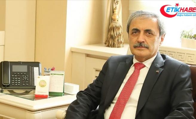 Yargıtay Cumhuriyet Başsavcısı Şahin'den Azerbaycan Cumhuriyeti Başsavcısı Aliyev'e mesaj