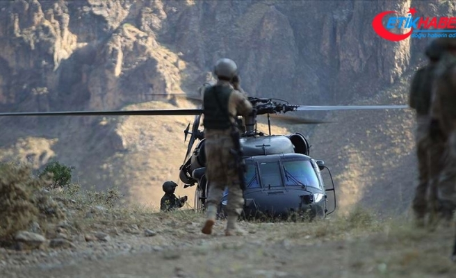 Yıldırım-11 Herekol Operasyonunda 3 terörist etkisiz hale getirildi