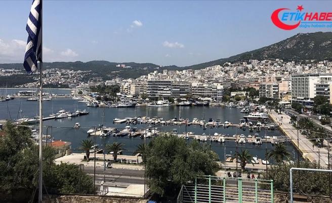 Yunanistan ekonomisi Kovid-19'un turizmi vurmasının etkisiyle ikinci çeyrekte yüzde 14 daraldı