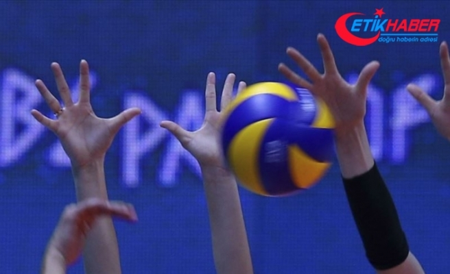 17 Yaş Altı Kız Milli Voleybol Takımı, Avrupa Şampiyonası'nda ikinci oldu