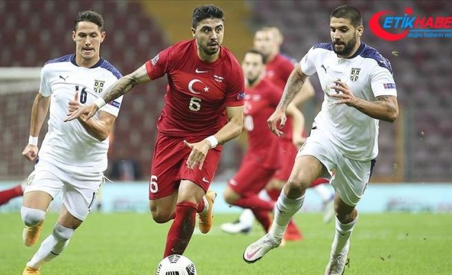 A Milli Takım UEFA Uluslar Ligi'nde dördüncü maçında da galibiyetle tanışamadı