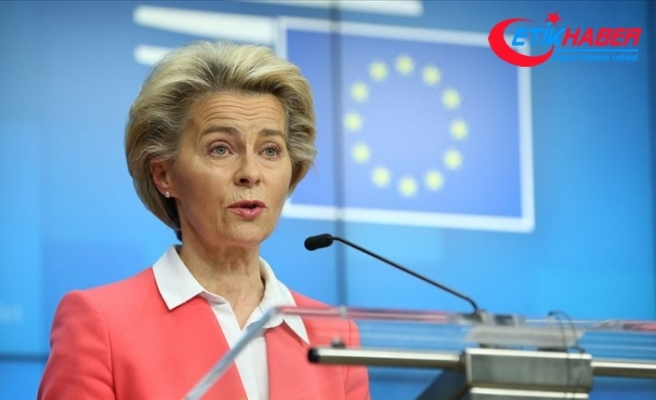 AB Komisyon Başkanı von der Leyen, Kovid-19 şüphesiyle kendini tecrit etti