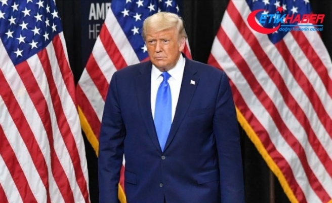 ABD Başkanı Trump'tan videolu mesaj: Bu hastalığın bana tanrının bir lütfu olduğunu düşünüyorum
