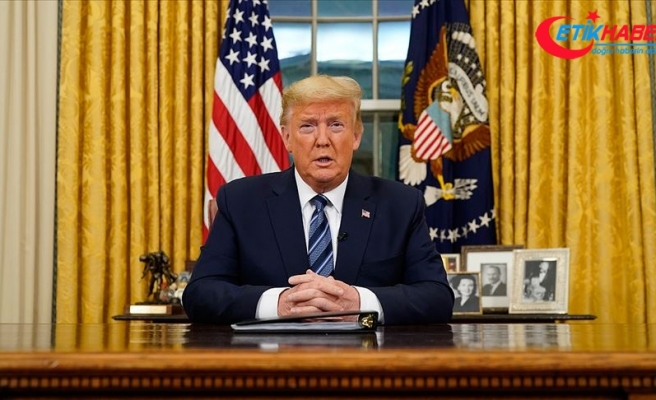 """Trump: """"Yakın zamanda test yaptıracağım. Bence Kovid-19 tamamen gitti"""""""