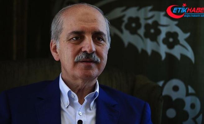 AK Parti Genel Başkanvekili Kurtulmuş: Türkiye'de erken seçimi gerektirecek siyasal şartlar yok