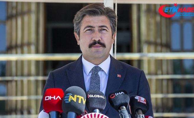 AK Parti Grup Başkanvekili Cahit Özkan, yeni yasama yılından beklentilerini anlattı