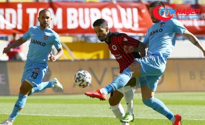 Ankara'da beraberlik