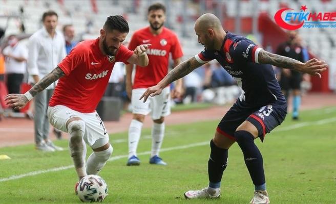 Gaziantep FK kaybetmiyor
