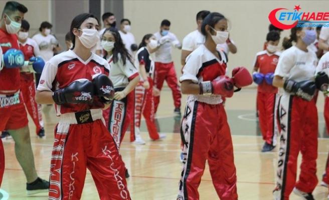 Avrupa Kick Box Şampiyonası 2022'de Antalya'da yapılacak