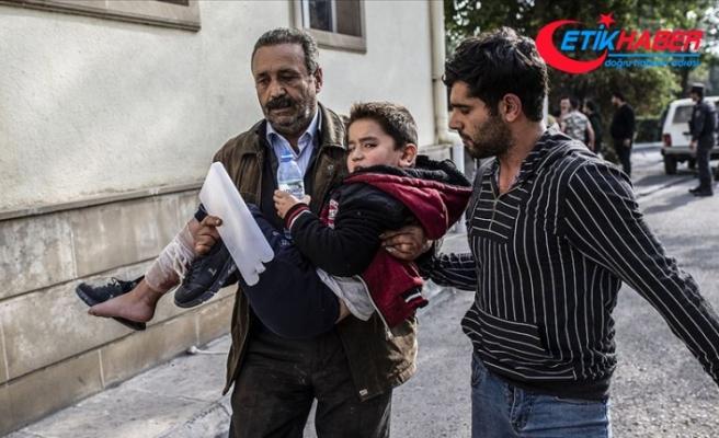 Azerbaycan'da Ermenistan'ın saldırılarında 90 sivil öldü, 392 kişi yaralandı