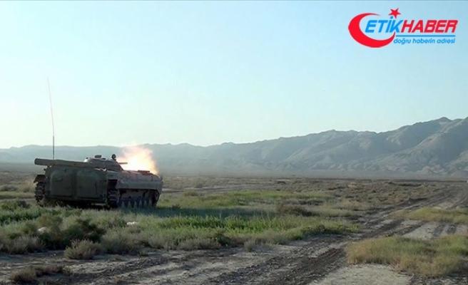 Azerbaycan ordusu, Ermenistan'ın balistik füze sistemlerini imha etti