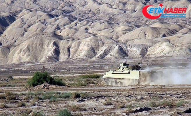 Azerbaycan ordusu, Ermenistan ordusuna kayıp verdirmeyi sürdürdü