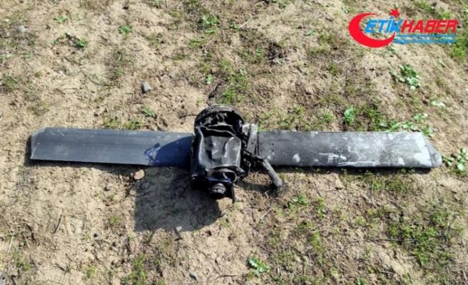 Azerbaycan ordusu Ermenistan'a ait İHA'yı imha etti