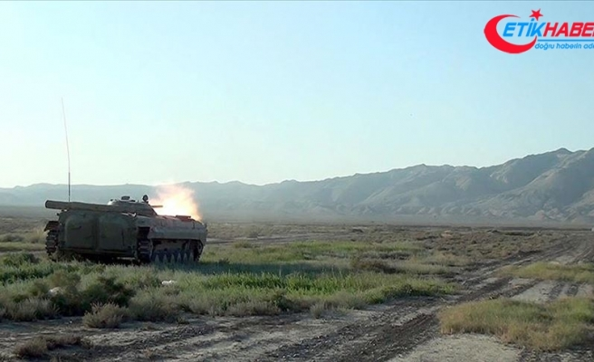 Azerbaycan ordusu Cebrail ilinin 3 köyünü daha işgalden kurtardı
