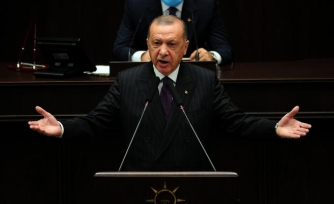 """""""Azeri kardeşlerimize her türlü desteği vermeye varız, yine vereceğiz"""""""