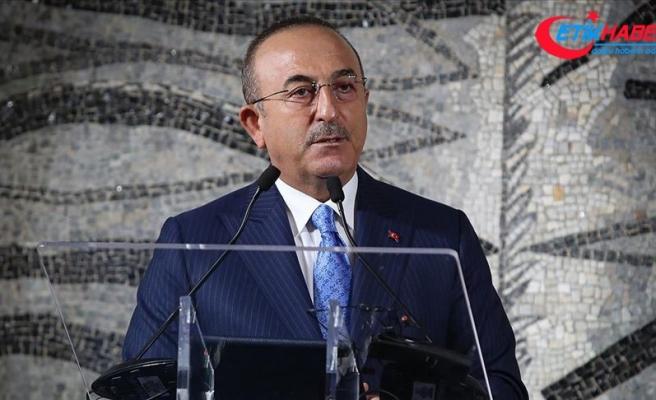Bakan Çavuşoğlu, Azerbaycan Dışişleri Bakanı Ceyhun'la telefonda görüştü