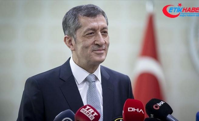 """Milli Eğitim Bakanı Selçuk'tan """"eğitim için tedbir"""" çağrısı"""