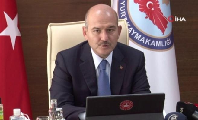 İçişleri Bakanı Soylu, gündeme ilişkin soruları yanıtladı: