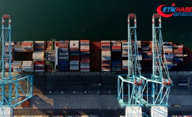 Batı Akdeniz'in ihracatı 1,4 milyar dolara yaklaştı