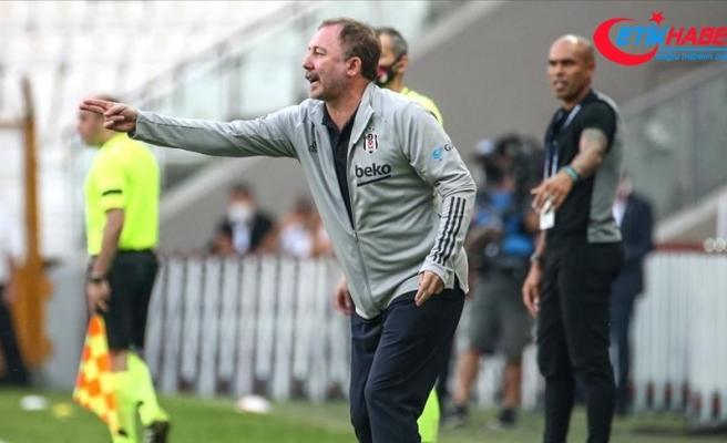 Beşiktaş Teknik Direktörü Sergen Yalçın: Sorumluluk almayan fazlaca oyuncularımız var