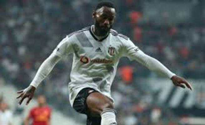Beşiktaş'ta Georges Nkoudou kadrodan çıkarıldı